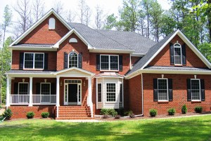 New Custom Home:  The Rockwood Floor Plan