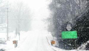 Snow Storm 2015